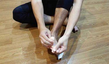【転倒予防 ③】足の指へのアプローチ